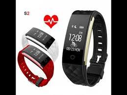 bracelet heart monitor images S2 smart band wristband bracelet heart rate monitor pedometer ip67 jpg