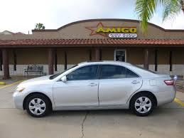 2007 toyota le 2007 toyota camry le 5 spd at in kingsville tx amigo auto sales