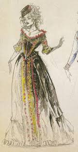 colleen atwood costume design for mrs lovett in sweeney todd the
