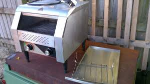 Holman Conveyor Toaster Secondhand Catering Equipment Toasters