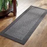 Synthetic Sisal Area Rugs Mainstays Faux Sisal Area Rug 5 X 7 Kitchen Dining