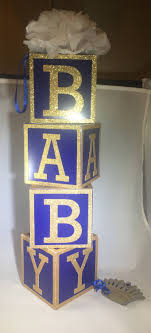 royal blue and gold baby shower decorations royal prince baby shower decorations royal prince centerpiece