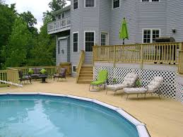 exterior design lounge chairs for traditional pool design with