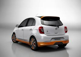 nissan micra 2016 nissan march rio 2016 edition is a micra with a gold body kit