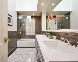 tile bathroom ideas photos brown subway tiles bathroom ideas photos houzz