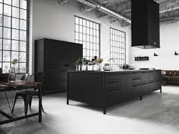 cuisine gris anthracite cuisine grise la cuisine tendance en 40 modèles gris clair