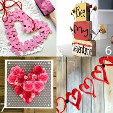 cheap valentines day decorations 36 diy s day decorations the gracious