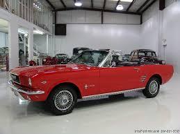 1966 mustang convertible value 1966 ford mustang convertible daniel company
