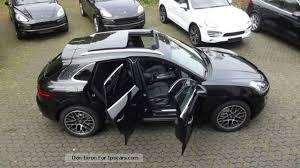 porsche macan sunroof 2012 porsche macan diesel s pdk luftf panorma bose 20 car
