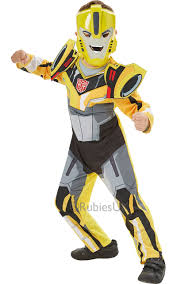 bumble bee transformer costume partyworld