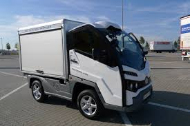 electric 4x4 vehicle here are the new electric cargo vans