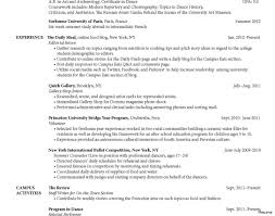 resume for students sle startling resume with no work experience college student 15
