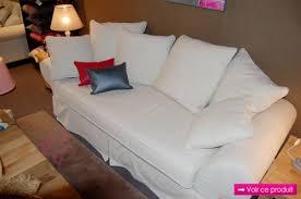 canapes tissu canapé tissu beige ou écru canapé inn