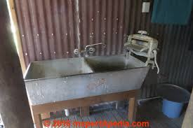 Concrete Bathtub Mold Sink Choices U0026 Materials Bath Sinks Kitchen Sinks Laundry Sinks