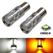 free bmw 1 2 3 4 5 series turn signal 7507 led light bulbs