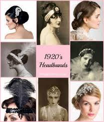 roaring 20 s fashion hair 1920 s women s attire accessories headbands roaring 20s