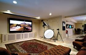 the multipurpose room electronic house