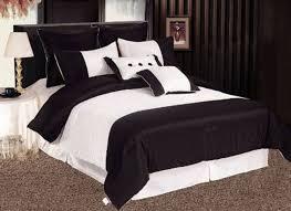 black and white bedroom comforter sets modern bedroom decorations black and white comforter bedding sets 3