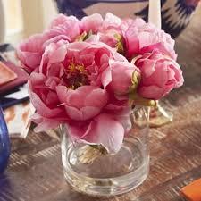 faux peonies peony artificial flowers you ll wayfair