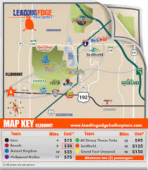 Summer Bay Resort Orlando Map by Leading Edge Helicopter Tours