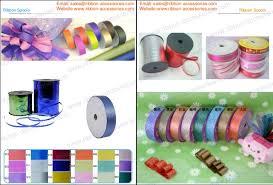 spools of ribbon honstar gift wrapping christmas wedding parts ribbon and bows