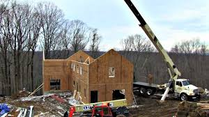 storms construction newtown ct sip house youtube