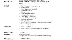 dental resume matchboard co