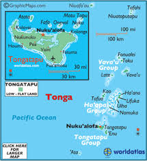tonga map map of tonga tonga map geography of tonga map information