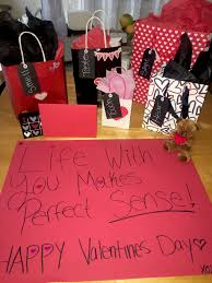 valentines day gift for boyfriend 5 senses gift for him happy s day diys