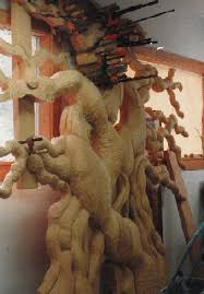 large wood carvings jude fritts wood carving sculpture workshop photos large
