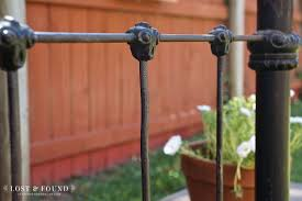 the beauty of an antique iron bed frame lost u0026 found