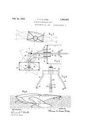 patent us1846602 pontoon hydroplane boat google patents