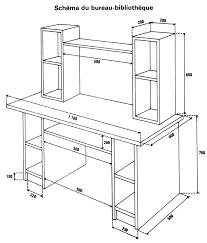 plan pour fabriquer un bureau en bois fabriquer bureau enfant awesome fabriquer un bureau pour enfant en