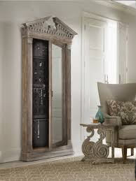 Jewelry Chest Armoire Furniture Appealing Mirror Jewelry Armoire For Home Furniture