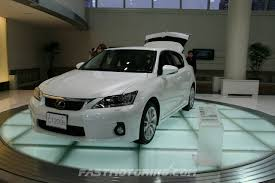lexus ct200h km per litre 2011 lexus ct 200h hybrid in japan exclusive