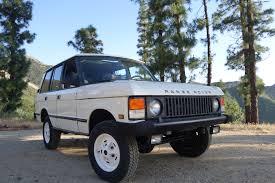 classic range rover range rover classic retro vertical slats grille