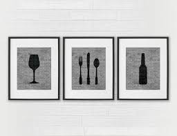 art for the dining room modern dining room art prints black white kitchen beer