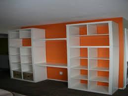 built in corner bookshelves american hwy furniture design wall