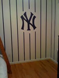 little boy u0027s bedroom for all the new york yankees fans out there