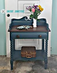 vintage writing table rescue