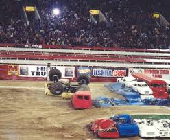 monster truck show anaheim stadium monster truck roll over thread archive monster mayhem