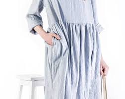 linen women clothing etsy