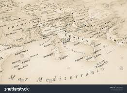 Piedmont Italy Map by Detailed Map Of Italy With Hundreds Of Places To Visit Italy