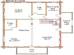 Open House Plans by Floor Plans Basic Open Floor Plans 30x40 30 X 40 On Main Floor