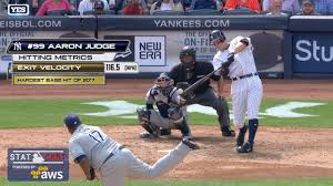 How Aaron Judge Became A Bomber The Inside Story Of The Yankees - aaron judge emerged at right time for yankees mlb com