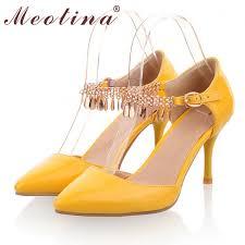 Wedding Shoes Jakarta Murah Online Get Cheap White Wedding Shoes 7cm Heels Aliexpress Com