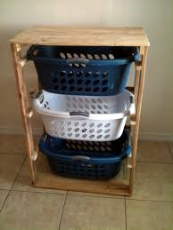 Kids Laundry Hampers by Ana White Pallet Laundry Basket Dresser By Pallirondack Diy
