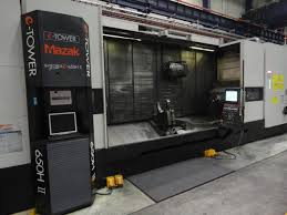 mazak integrex e 650h s cnc lathe milling center second hand