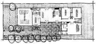 oxnard project floor plan u0026 site sketch roy prince architect
