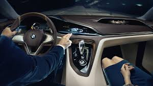 luxury cars inside bmw vision future luxury interior youtube